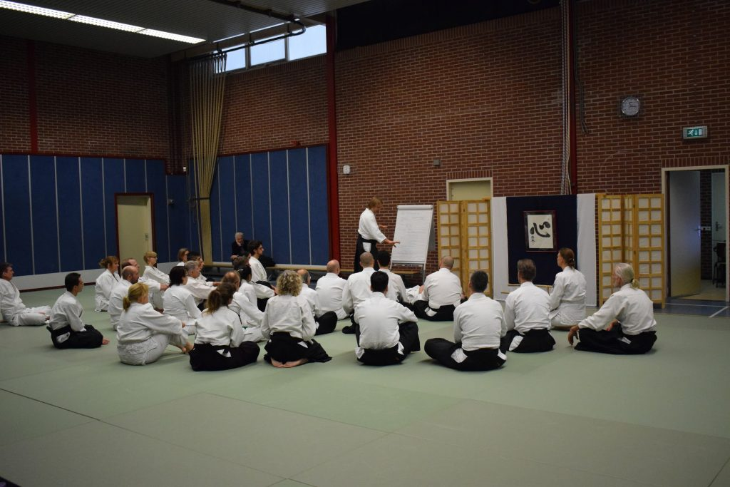 aikido coaching