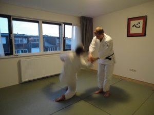 Rakushinkan dojo